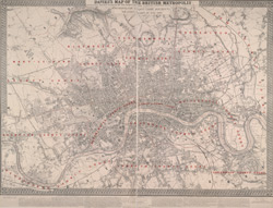 Davies's map of the British metropolis
